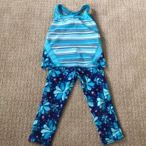 Gymboree exercise set! EUC! Size 7/8